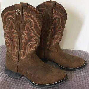 Tony Lama RR1101 Cowboy Boots 7